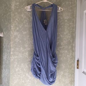 Sabo Skirt Baby Blue Dress